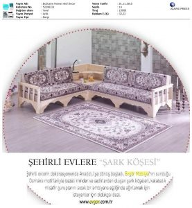 Exclusive Homes And Decor_Sehirli Evlere Sark Kösesi_2015_11_01